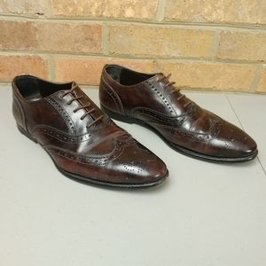 To Boot New York Adam Derrick Wingtip Shoes